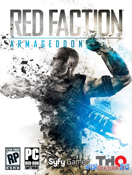 Скачать Red Faction: Armageddon (2011/RUS/ENG/Rip by MOP030B) бесплатно