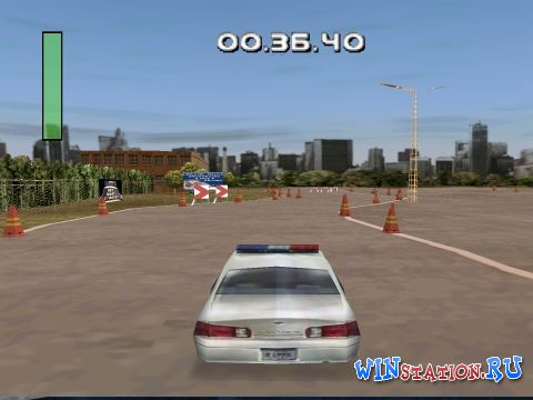 Скачать игру World's Scariest Police Chases (PSX/RUS)