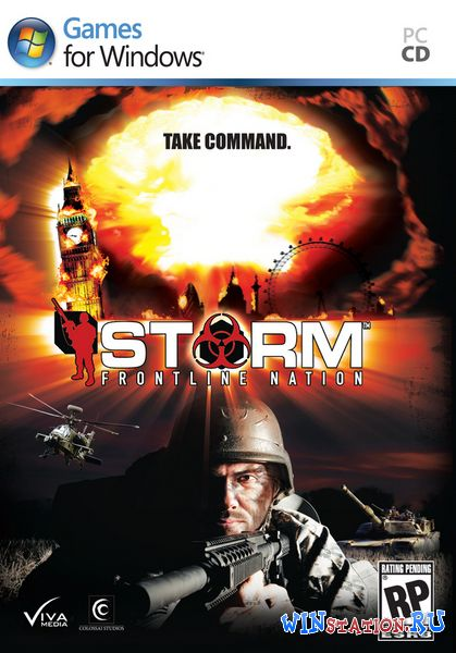 Скачать Storm Frontline Nation (PC/2011/ENG/RePack by Ultra) бесплатно
