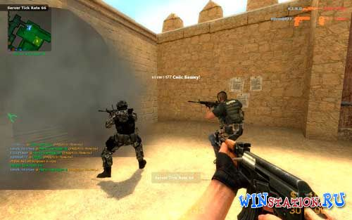 ������� ���� Counter-Strike Source