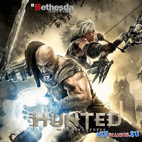 Скачать игру Hunted. Кузня демонов / Hunted: The Demon's Forge (2011/RUS/ENG/RePack by Fenixx)