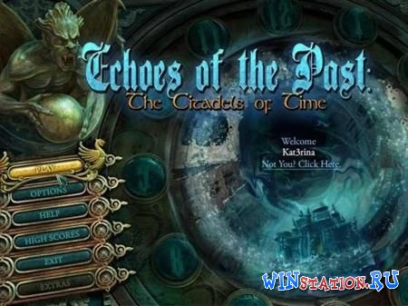 Скачать игру Echoes Of The Past: The Citadels Of Time (Mini Games)