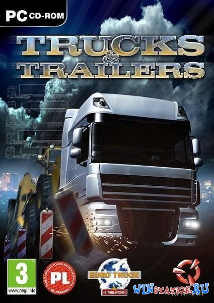 Скачать Trucks and Trailers (2011/MULTI11/RUS) бесплатно