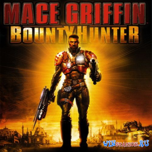 Скачать Mace Griffin Bounty Hunter бесплатно