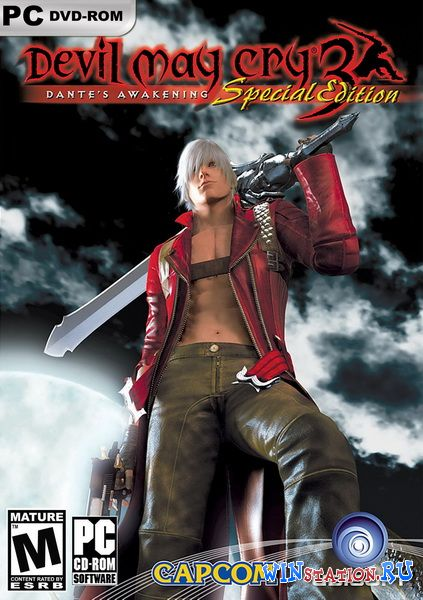 ������� ���� ��������� Devil May Cry (2001-2008/RUS/ENG/RePack by riperoc)