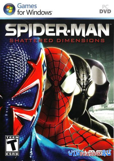 ������� Spider-Man: Shattered Dimensions ���������