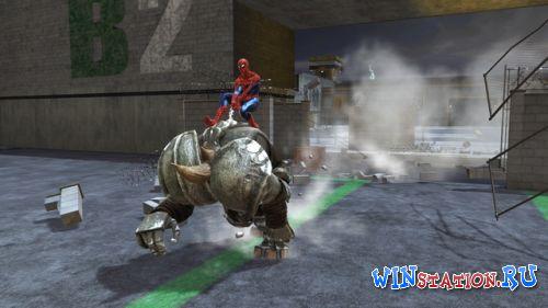 Скачать Spider-Man: Web of Shadows / Человек Паук: Паутина теней бесплатно