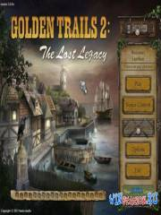 Golden Trails 2: The Lost Legacy - Collector\'s Edition (Mini Games)