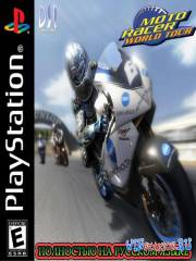 Moto Racer World Tour (PS1/RUS)