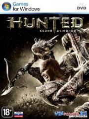 Hunted: Кузня демонов (2011/RUS/ENG/RePack by z10yded)