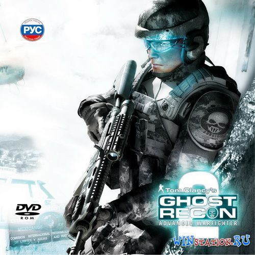 Скачать игру Tom Clancy's Ghost Recon: Advanced Warfighter 2