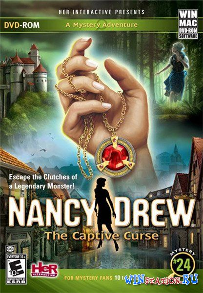 ������� ���� Nancy Drew: The Captive Curse