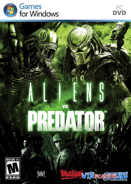 Скачать Aliens vs. Predator бесплатно