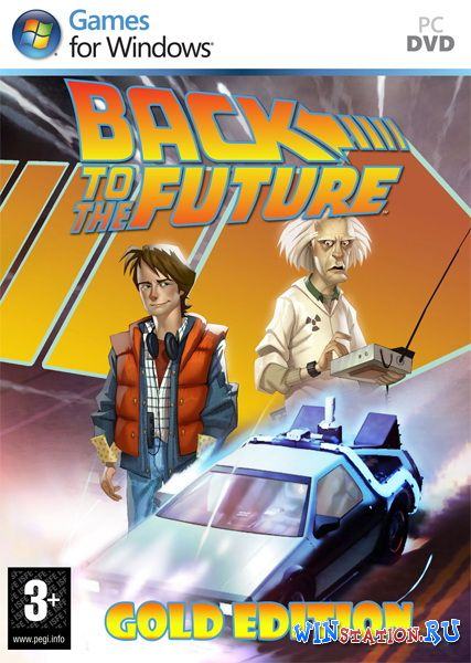 Скачать игру Back To The Future: The Game - Gold Edition