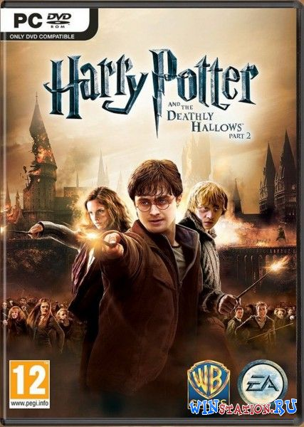Скачать Гарри Поттер и Дары Смерти. Часть 2 / Harry Potter and the Deathly Hallows Part II бесплатно