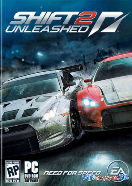 Скачать Shift 2 Unleashed + DLC Legend & Speedhunters бесплатно