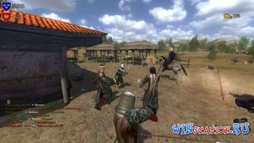 Скачать игру Mount & Blade: With Fire And Sword