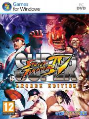 Super Street Fighter IV Arcade Edition (2011/RUS/ENG/Repack by a1chem1st)