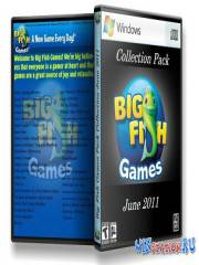 BigFish Games Pack Collection June