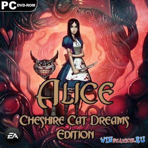 ������� ���� Alice: Cheshire Cat Dreams Edition