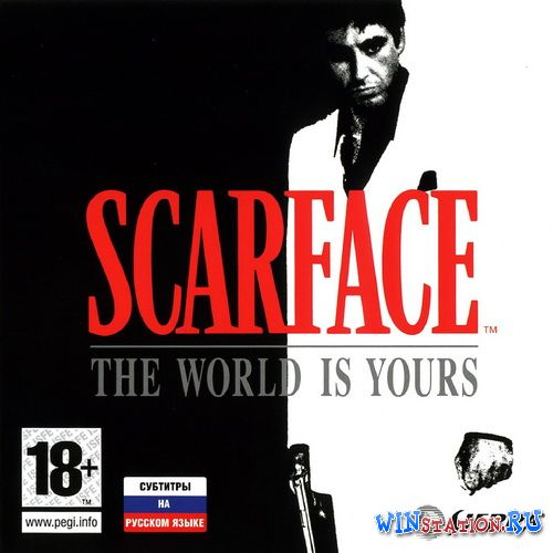 Скачать игру Scarface: The World Is Yours (2006/RUS/ENG/RePack by R.G.GamePack)