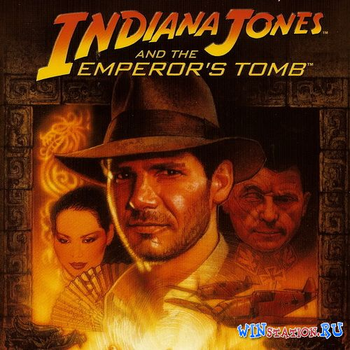 Скачать игру Indiana Jones and the Emperor's Tomb (2003/RUS/ENG/RePack by MOP030B)