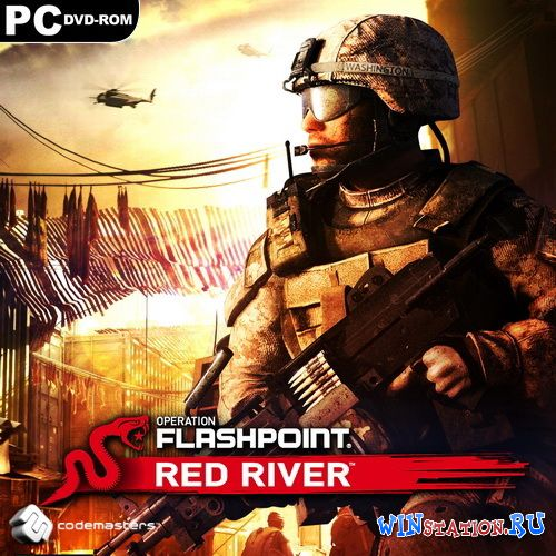 Скачать игру Operation Flashpoint: Red River (2011/ENG/MULTi5/RePack от R.G.Incognito)
