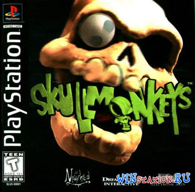 —качать игру Neverhood: SkullMonkeys