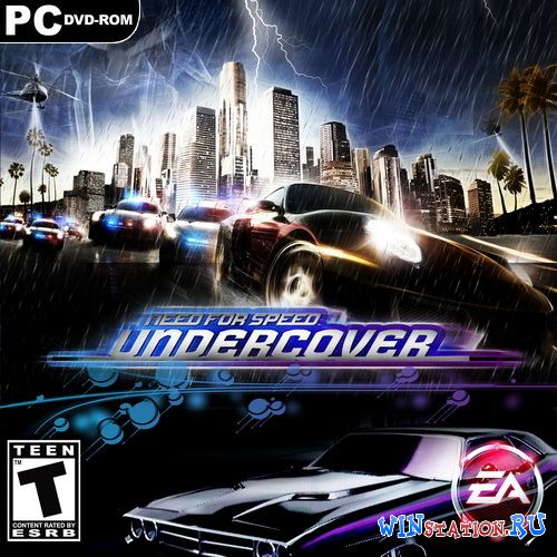 Скачать Need for Speed: Undercover бесплатно