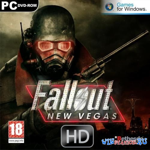 Скачать Fallout: New Vegas - Extended HD Edition бесплатно