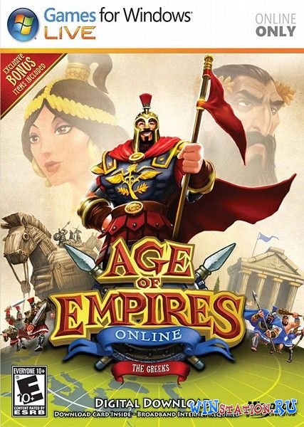 Скачать Age of Empires Online бесплатно