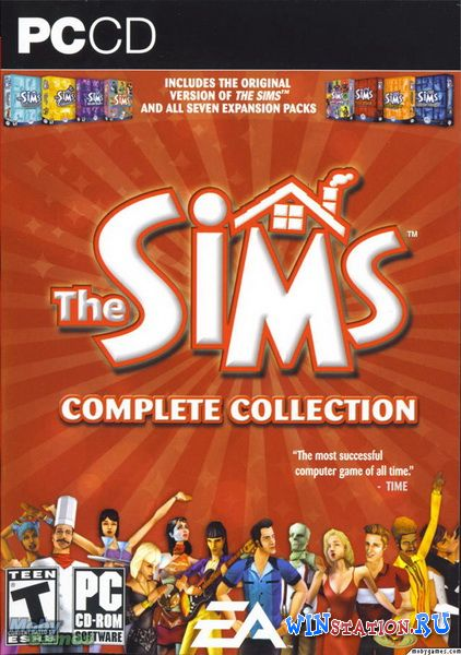 The Sims 3 Collection 9in1 / Симс 3 Коллекция 9в1