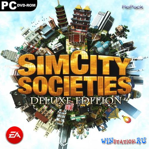 Скачать игру SimCity Societies. Deluxe Edition