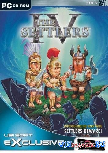 ������� ���� The Settlers IV
