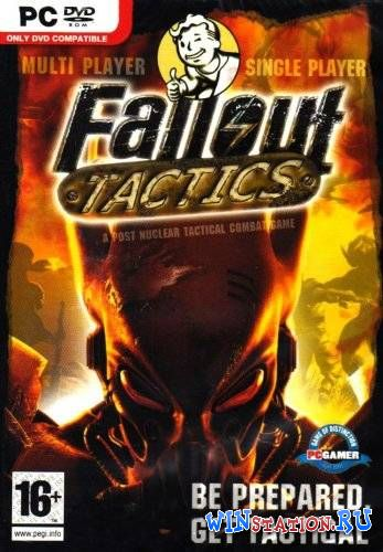 Скачать игру Fallout Tactics: Brotherhood of Steel (2001/PC/Repack/RUS)