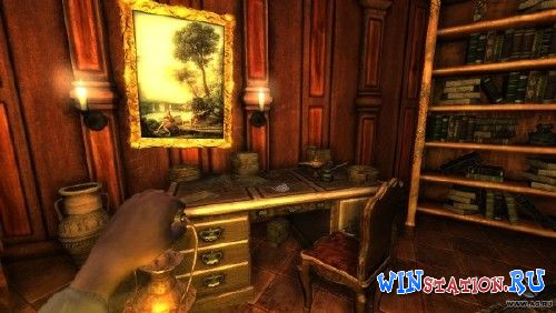 Скачать игру Amnesia: The Dark Descent