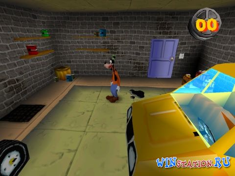 —качать игру Disney's Goofy's Fun House (PSX/RUS)