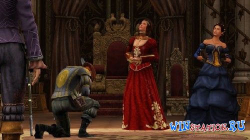 Скачать игру The Sims Medieval: Pirates and Nobles