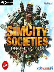 SimCity Societies. Deluxe Edition