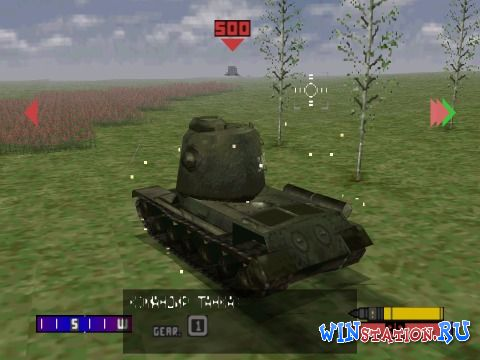 ������� ���� Panzer Front