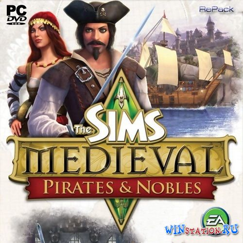 ������� ���� The Sims Medieval + Pirates and Nobles