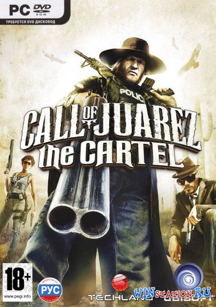 Скачать Call of Juarez 3 : The Cartel бесплатно
