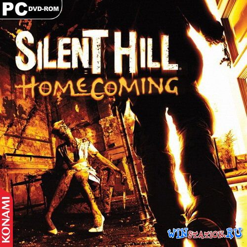 Скачать игру Silent Hill: Homecoming (2009/RUS/RePack by  R.G.Modern)