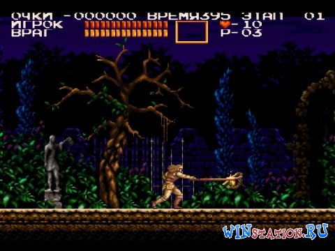 —качать игру Castlevania Chronicles