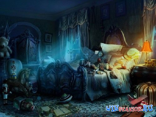 Скачать игру Grim Tales: The Bride Collector's Edition