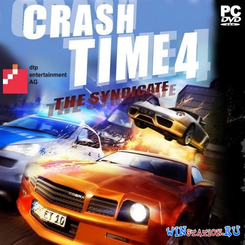 Скачать игру Crash Time 4. The Syndicate