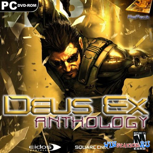 ������� ���� ��������� - Deus Ex / Deus Ex: Anthology (2011/RUS/ENG/RePack by R.G.Catalyst)