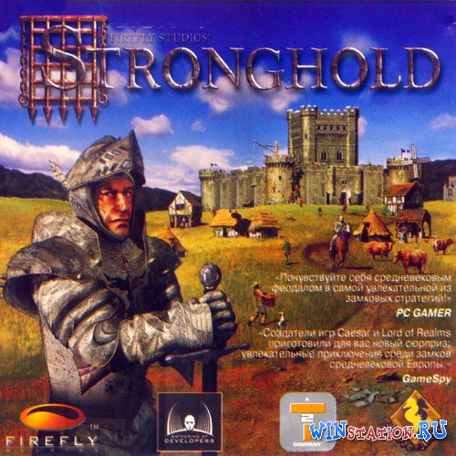 Multiplayer game stronghold dengan ad-hoc