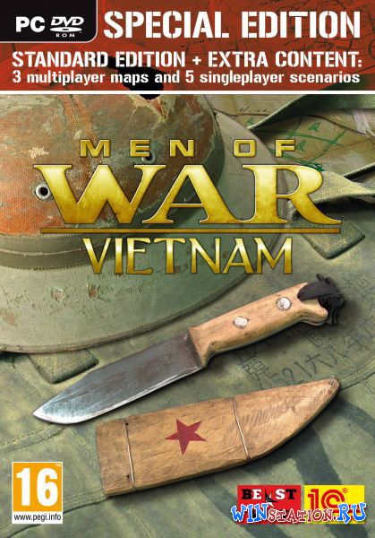 Скачать игру Men of War: Vietnam - Special Edition