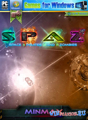 Скачать игру Space Pirates and Zombies